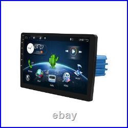 10.1'' IPS Android 10.0 Car Stereo Radio 1 Din GPS NAVI WiFi Bluetooth 4GB RAM