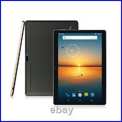 10.1 Inch unlocked 3G IPS Quad Core 32GB ROM 2GB RAM Android 9.0 Tablet PC 2 sim