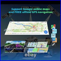 10.25Android 10.0 Autoradio GPS DAB+CarPlay IPS Für Mercedes E-Klasse W212 Navi