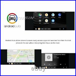 10.25Android 10 IPS Autoradio DAB+CarPlay GPS für Mercedes E-Klasse W212 Navi