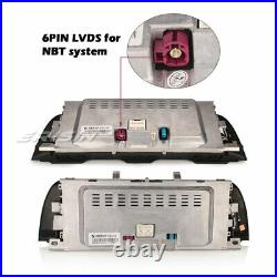 10.25 Android 10.0 Car Stereo GPS DVR IPS 4G DAB+ BMW 5 Series F10/F11 with NBT