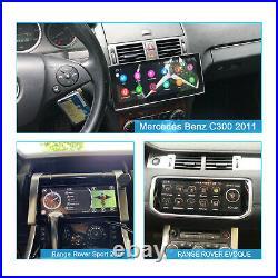 10.25 Single Din IPS Touchscreen Android 10 CarPlay Head Unit GPS WiFi USB SD