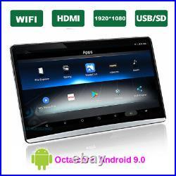 11.6 Android 9.0 Full HD KFZ Kopfstütze Monitor Bluetooth HDMI USB SD WIFI IPS