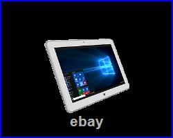 11.6 IPS intel X5 8350 2 in1 4GB 32GB Windows 10 GPS Laptop Tablet PC