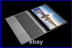 13.3 IPS Touch Screen Yoga Windows 10 8GB RAM 256GB SSD Hard drive Laptop