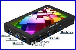 5.5inch Touch IPS 4K HDMI 3D Waveform Degital Camera Monitor Screen ANDYCINE