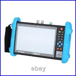 7 4K 1080P CCTV Tester Monitor CVBS Analog IPC Kamera POE Test Touchscreen