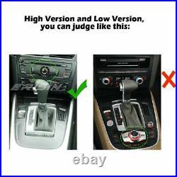 8.8 Android 10.0 IPS Autoradio CarPlay DAB+WiFi GPS Navi RDS Canbus Für Audi Q5