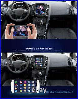 9.7 IPS Android 10 für Ford Focus MK3 Autoradio Navi GPS WLAN Bluetooth DAB OBD