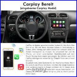 9 IPS Android 10 Octa Core GPS OBD MFA Navi Autoradio für VW PASSAT GOLF V DAB+