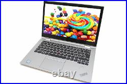 A-Ware Lenovo Thinkpad X1 Yoga 2nd Silber i5-7300U 16GB 256GB SSD 2560x1440 IPS