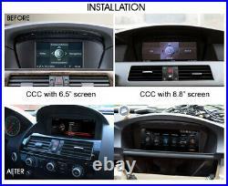 BMW E60 E61 E62 E63 E90 E91 E92 Android 10 4+64GB IPS PX6 6 CORE