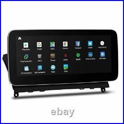 Car Radio for Mercedes C Class W204 Android 10.0 DAB BT WiFi SatNav IPS 10.25