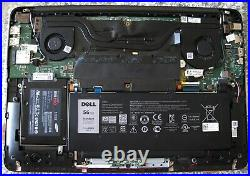 DELL Inspiron 15 7548 IPS Touchscreen 4K + i7 + SSD 512 GB 850 Pro + 16GB RAM