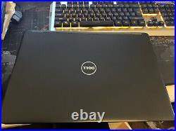 DELL LATITUDE 5480 CORE I5-6300u 8GB 256GB SSD 14.1 FHD IPS TouchScreen LTE 4G
