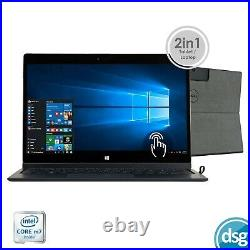 DELL Laptop 7275 Intel Core M 6Y75 M7 8GB Memory 256GB SSD 12.5 IPS TOUCH WIN10