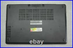 DELL Latitude E5570 i7-6820HQ 1080P IPS 16GB 512GB SSD Backlit KB Radeon M370