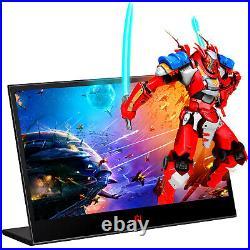Deco Gear 15.6 1920x1080 Portable Monitor, 60Hz, IPS, Touchscreen