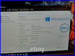 Dell Inspiron 15 Gaming 7577 QUAD i7 7700HQ 16GB DDR4 GTX 1050Ti 4GB IPS