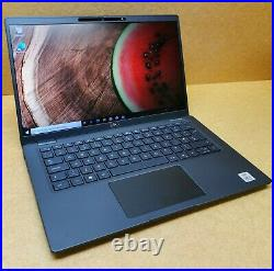 Dell Latitude 7410 i7-10610u 512GB SSD 16GB 14 IPS Thunderbolt 3 Touchscreen UK