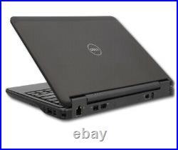 Dell Latitude E7250 Intel i7-5600u 8GB 256GB SSD IPS 1920x1080 Carbon Windows 10