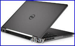 Dell Latitude E7270 Intel Core i5-6300u 2.4GHz 8GB 256GB SSD 1920x1080 IPS Win10