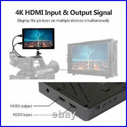 Desview R7 7Inch IPS 1920 x 1080 4K Touch Screen Monitor For Camera Canon Sony