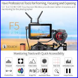 FEELWORLD F5 Pro 5.5 Touch Screen 4K HDMI Camera Monitor IPS FHD 1920x1080
