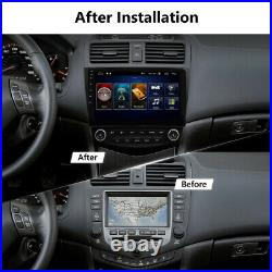 For Honda Accord 2003-2007 10.1 IPS Android 10 Car Stereo Radio GPS Nav CarPlay