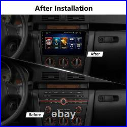 For Mazda 3 04-09 Radio Android 10 GPS Sat Nav Car Stereo 9 IPS Screen CarPlay