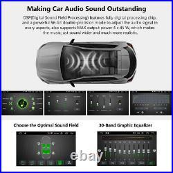 For VW Jetta 2010-2012 9 IPS GPS Navigation Car Stereo Radio Android 10 CarPlay