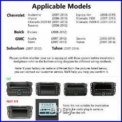 GA9480B 8IPS Android 10 Car Stereo Radio GPS Navi for GMC Chevrolet Chevy Buick