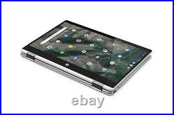 HP 2-in-1 X360 Chromebook Laptop 14 HD IPS Touch Screen Bluetooth Webcam Wifi