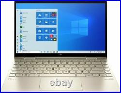 HP Envy x360 2-in-1 13.3 FHD IPS Intel Evo Platform 11th Gen i7-1165G7 8GB RAM
