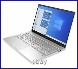 HP Pavilion 15 Laptop AMD Ryzen 5-4500U 8GB RAM 512 SSD 15.6 FHD IPS Touch W10
