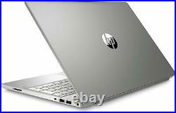 HP Pavilion 15-cw0010na Laptop AMD A9-9425 4GB 128GB SSD 15.6 FHD IPS Touch W10