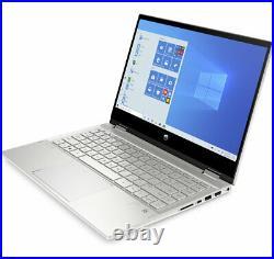 HP Pavilion x360 Laptop Core i5-1035G1 8GB RAM 256GB SSD 14 FHD IPS Touchscreen