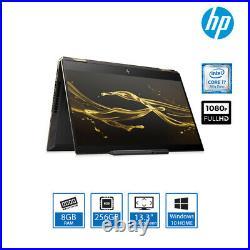 HP Spectre Folio Laptop i7-8500Y 8GB RAM 256GB SSD 13.3 FHD IPS Touch Win 10 HM