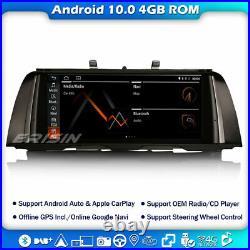 IPS Android 10.0 BMW 5er F10/F11 mit NBT Autoradio DAB+ GPS 4G CarPlay TPMS RDS