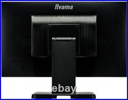 Iiyama ProLite T2252MSC-B1 22 inch IPS IPS Panel, Full HD, 7ms, Speakers, HDMI