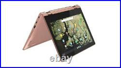 Lenovo C340 11.6 HD IPS Touch N4000 1.1GHz 4GB 64GB eMMC 2in1 Chromebook Pink