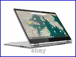 Lenovo C340 15.6 FHD IPS Touch i3-8130U 2.2GHz 4GB 64GB 2in1 Chromebook Gray