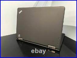 Lenovo Laptop ThinkPad Yoga 12 5th Gen i5 256GB SSD 8GB Windows 10 Pro IPS