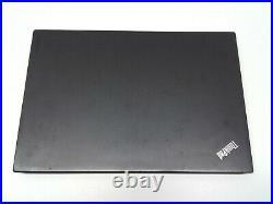 Lenovo T470s Core i5-7300U 8GB 128GB SSD TOUCHSCREEN FullHD IPS Webcam Backlit =
