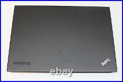 Lenovo ThinkPad T440s 14 FHD IPS TOUCHSCREEN Core i7-4600U 8GB 240GB SSD WWAN d