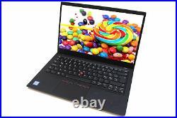 Lenovo ThinkPad X1 Carbon 6th Gen. I7-8550U 16GB 256GB SSD Backlit IPS Touch k
