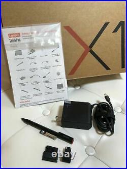 Lenovo ThinkPad X1 Tablet 12 IPS Touch w Active Pen 256GB SSD 8GB Windows 10
