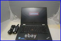 Lenovo ThinkPad X1 Yoga Core i7-6600U 2.6GHz 256GB SSD 16GB WQHD 2K IPS Win10