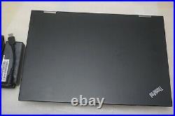 Lenovo ThinkPad X1 Yoga Core i7-6600U 2.6GHz 512GB SSD 16GB WQHD 2K IPS Win10