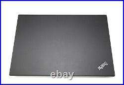 Lenovo ThinkPad X280 IPS Touch Laptop Core i5-8250U 128GB 8GB RAM (BIOS Locked)